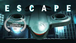 Escape | Short Film (2018) ft Stephen Fry