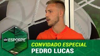 SBT Esporte - 15/02/19 - programa completo - Convidado Especial: Pedro Lucas, do Inter