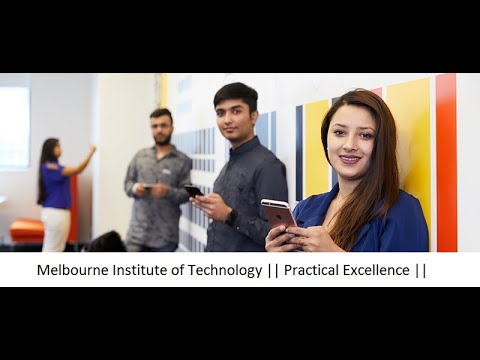 Why Melbourne | Study In Australia | Melbourne Institute Of Technology | Cost Of Living | Study Opp
