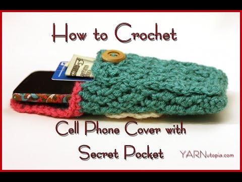 how-to-crochet-a-cell-phone-cover-with-a-secret-pocket