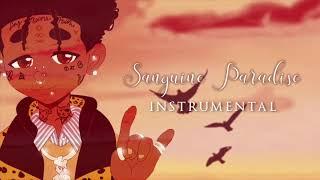 Lil Uzi Vert - Sanguine Paradise (Full Instrumental)
