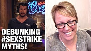 DEBUNKING Feminist Sex Strike Myths! With Suzanne Venker | Louder With Crowder