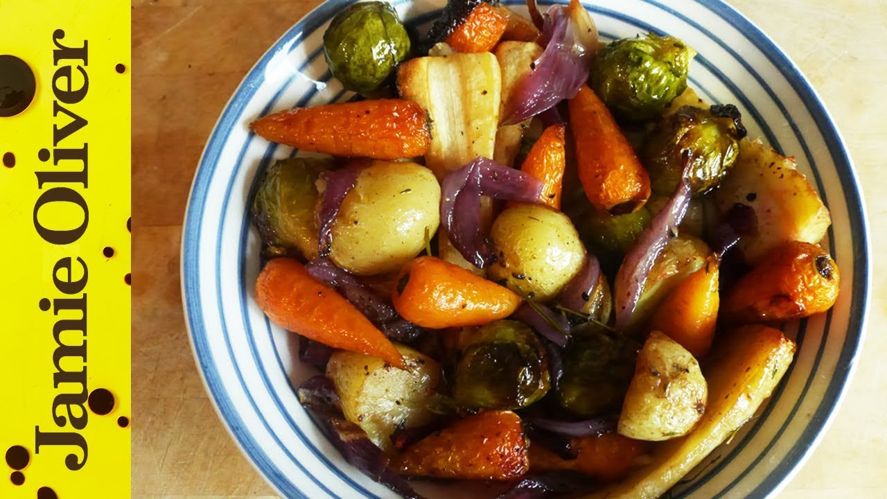 roast vegetables british bubble and squeak with my virgin kitchen youtube