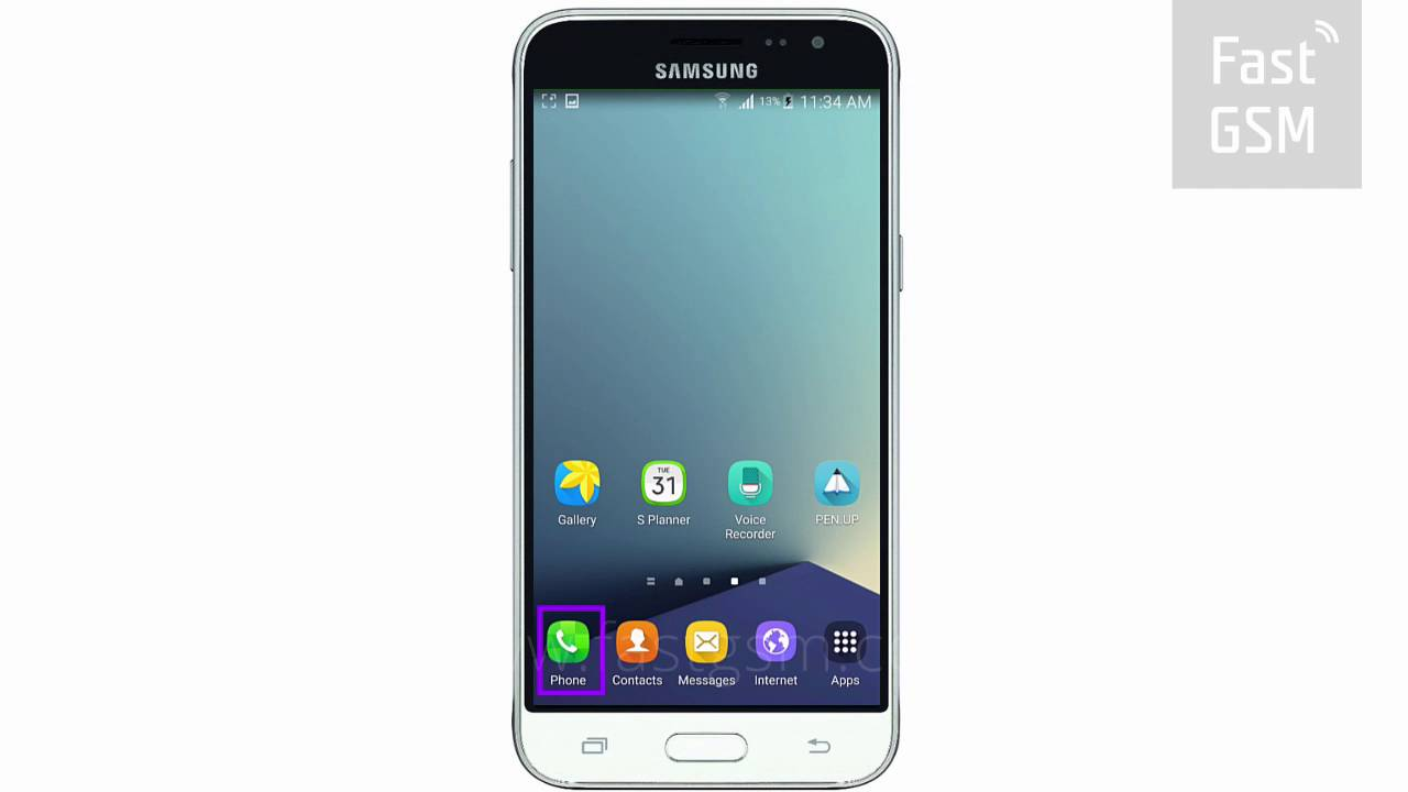 How To Unlock Samsung Galaxy Amp Prime by USB Unlock