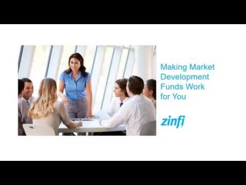 Making Market Development Funds Work For You