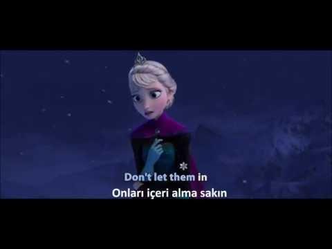 Frozen (Let It Go)Türkçe Altyazılı Şarkı