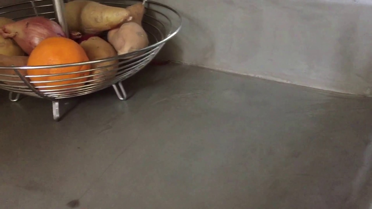 Ardex Feather Finish Countertops Applying Ardex Feather Finish Over Ceramic Tiles 3 Youtube