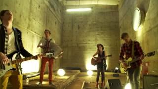 Of Monsters and Men - Little Talks ( Live MTV Push )