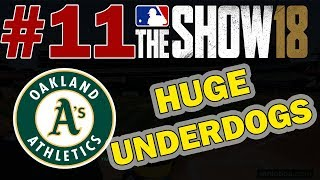HUGE PLAYOFF UNDERDOGS | OAKLAND A