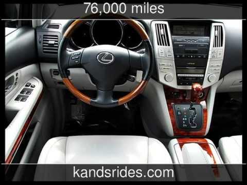 2005 Lexus Rx 330 Used Cars San Go California 2016 04 20