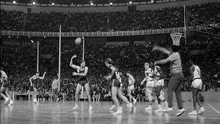 USA Basketball Team Win 7th Consecutive Gold Medal - Mexico 1968 Olympics