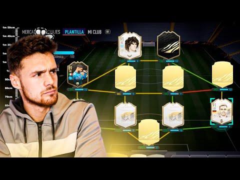 EL EQUIPO MÁS BAJO DE FIFA 21