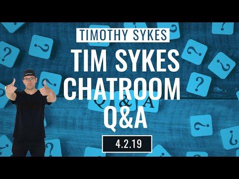 Chatroom Q&A 4.2.19