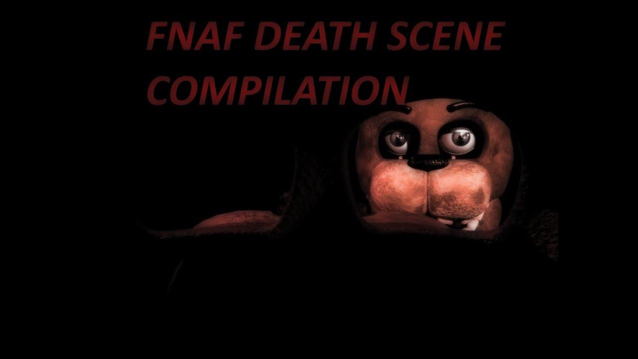 [SFM] FNaF Death Scene Compilation
