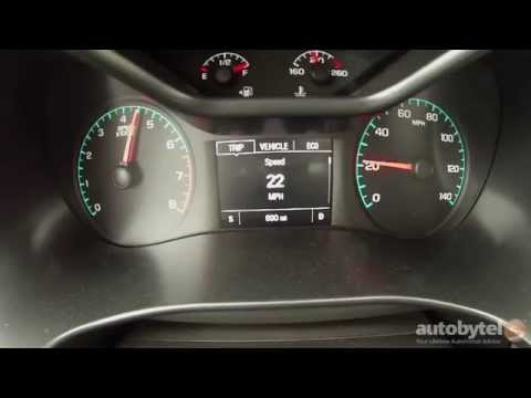 Gmc Canyon Vs Colorado - 2015 Chevrolet Colorado 0-60 MPH Test Video - 200 HP 2.5L 4-Cylinder