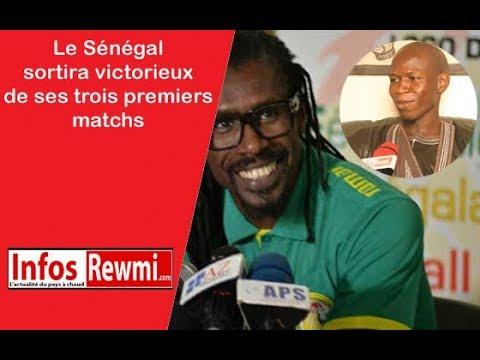 """Alhamdoulilah! """"Le Sénégal gagnera ses 2 prochains matchs"""" confie ce marabout Mouride"""