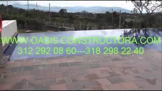OASIS CONSTRUCTORA PISCINAS DE HORIZONTE INFINITO