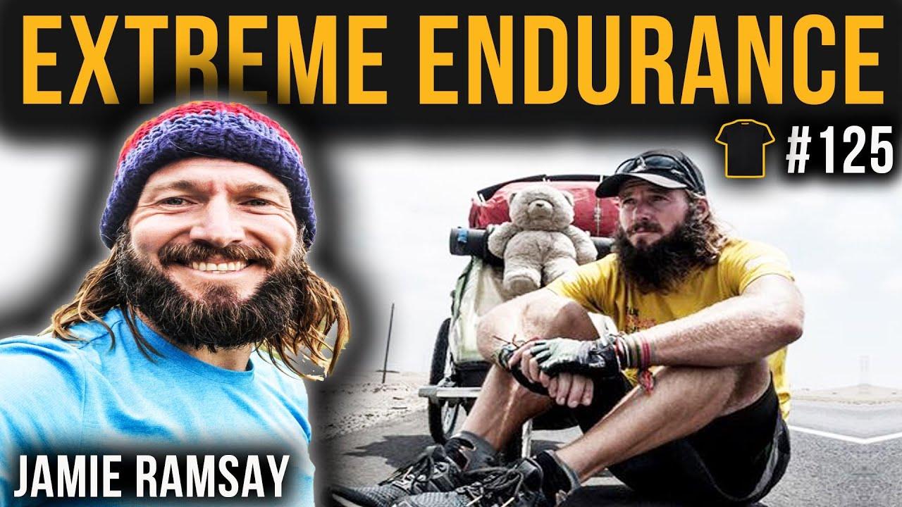 Running The Americas | Jamie Ramsay | Extreme Endurance Athlete | Ultrarunning