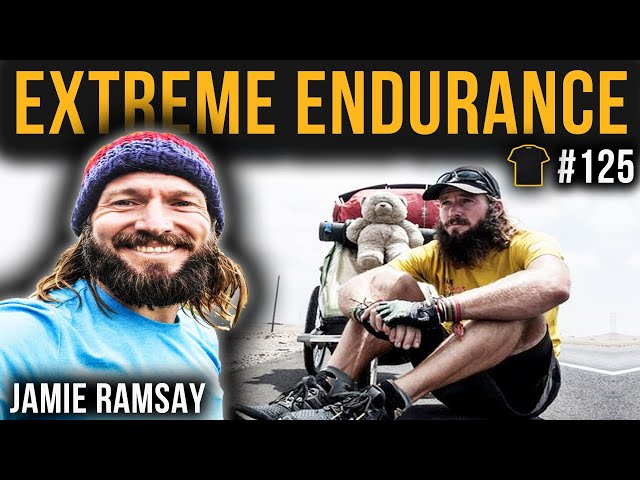 Running The Americas | Jamie Ramsay | Extreme Endurance Athlete | Ultrarunning