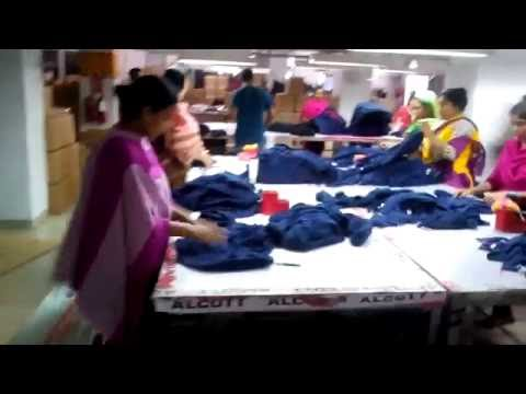 Sweater Production [Ironing, Quality checking and Finishing Process] in Bangladeshi Garments Factory