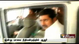 Aavin Scam accused Vaidyanathan to be produced in court today
