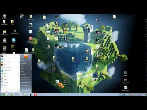 Minecraft texture pack 1.2.3 Misa[German] HD