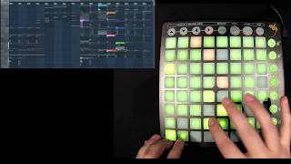 seamless - Bass Antics Launchpad Perfromance FL Studio Performance Mode Beta