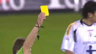 Season 2008-2009: Club Brugge - Lokeren: 2-3!!!!