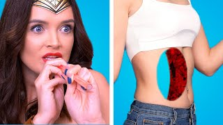 SUPERHEROES AT SCHOOL! Superheroes in Real Life | Funny BACK TO SCHOOL Situations by KABOOM!