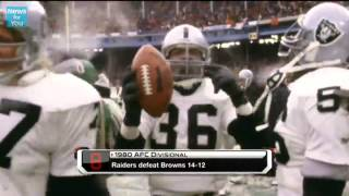 Top 10 NFL snow games