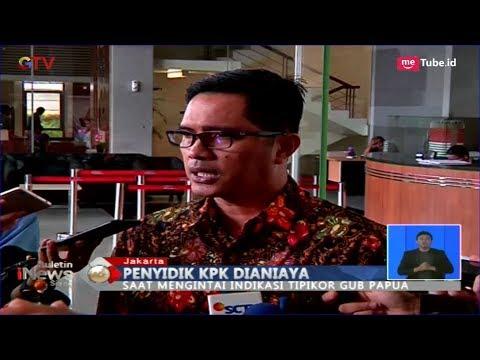 Dua Penyidik Dianiaya, KPK Lapor ke Polda Metro Jaya - BIS 05/02 Mp3
