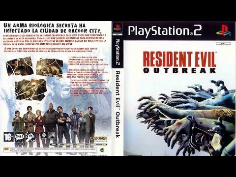 Zerando Resident Evil Outbreak PS2