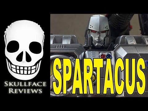 Transformers 3rd Party Spark Toys Spartacus (Megatron)