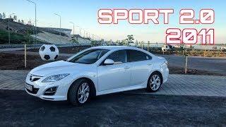 Тест-Драйв Mazda 6 2011 С Пробегом 40000км !Vlgavto