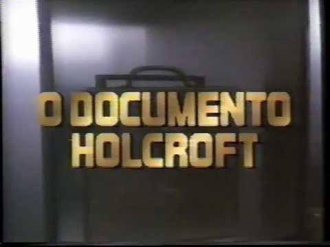Trailer do filme O Documento Holcroft