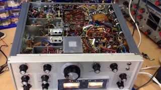 Video Sommerkamp FRDX-500 (Yaesu FRDX-400) restoration download MP3, 3GP, MP4, WEBM, AVI, FLV Agustus 2018