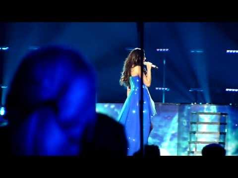 Eurovision 2010: Final dress rehearsal - Azerbaijan - Safura Drip Drop