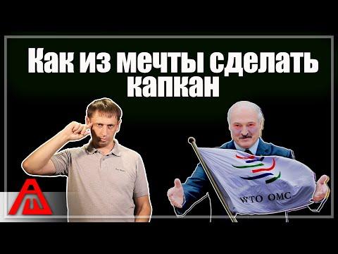 Вступление Белоруссии в ВТО, или Как из мечты сделать капкан   Aftershock.news