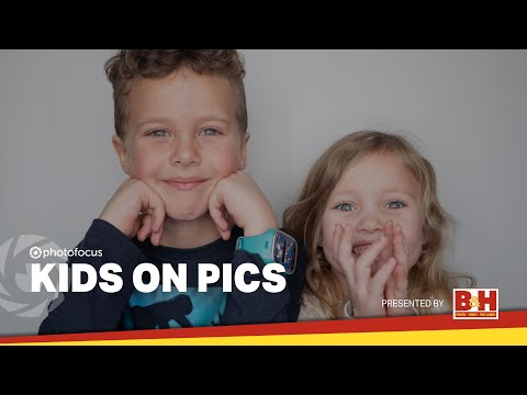 Kids on Pics, episode 1: Getting started with your iPad camera