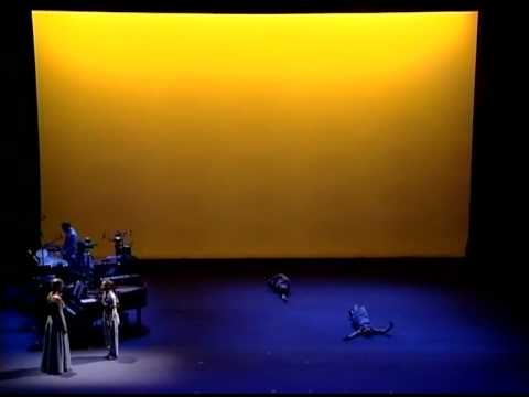 """Meredith Monk: """"Between Song"""" from Impermanence: Brooklyn Academy of Music"""