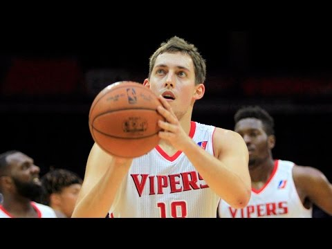 Rockets Rookie Kyle Wiltjer Goes Off For 40 Points For RGV Vipers!