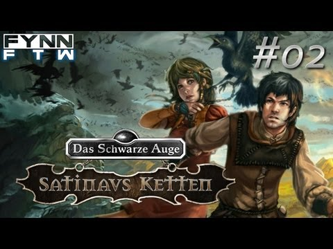 [DSA | Satinavs Ketten] Gameplay [#02] Vogelfrei! ...haha [Extended | german]
