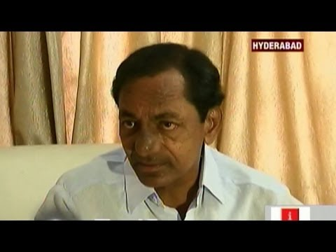 Modi Insulted Telangana: K Chandrasekhar Rao, TRS Chief