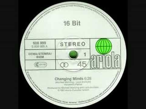 Download 16 Bit - Changing Minds (1987)