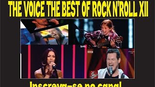 THE VOICE THE BEST OF ROCK N