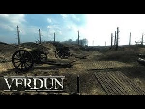 видео: Обзор/Смотр игры verdun