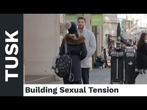 Building Sexual Tension and Number Closing an Albanian Fashion Student