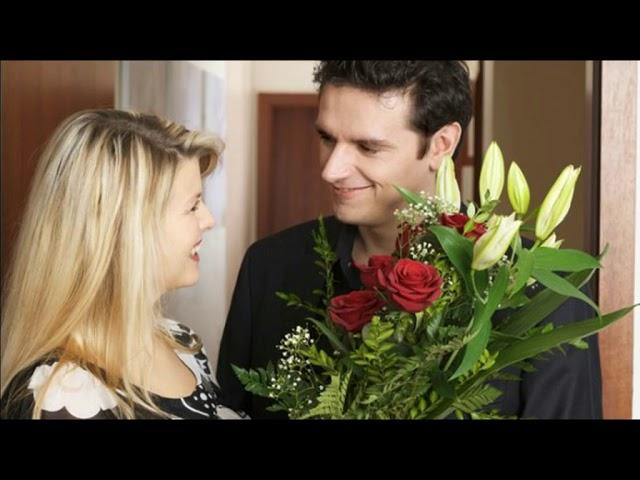 Женщина,как роза