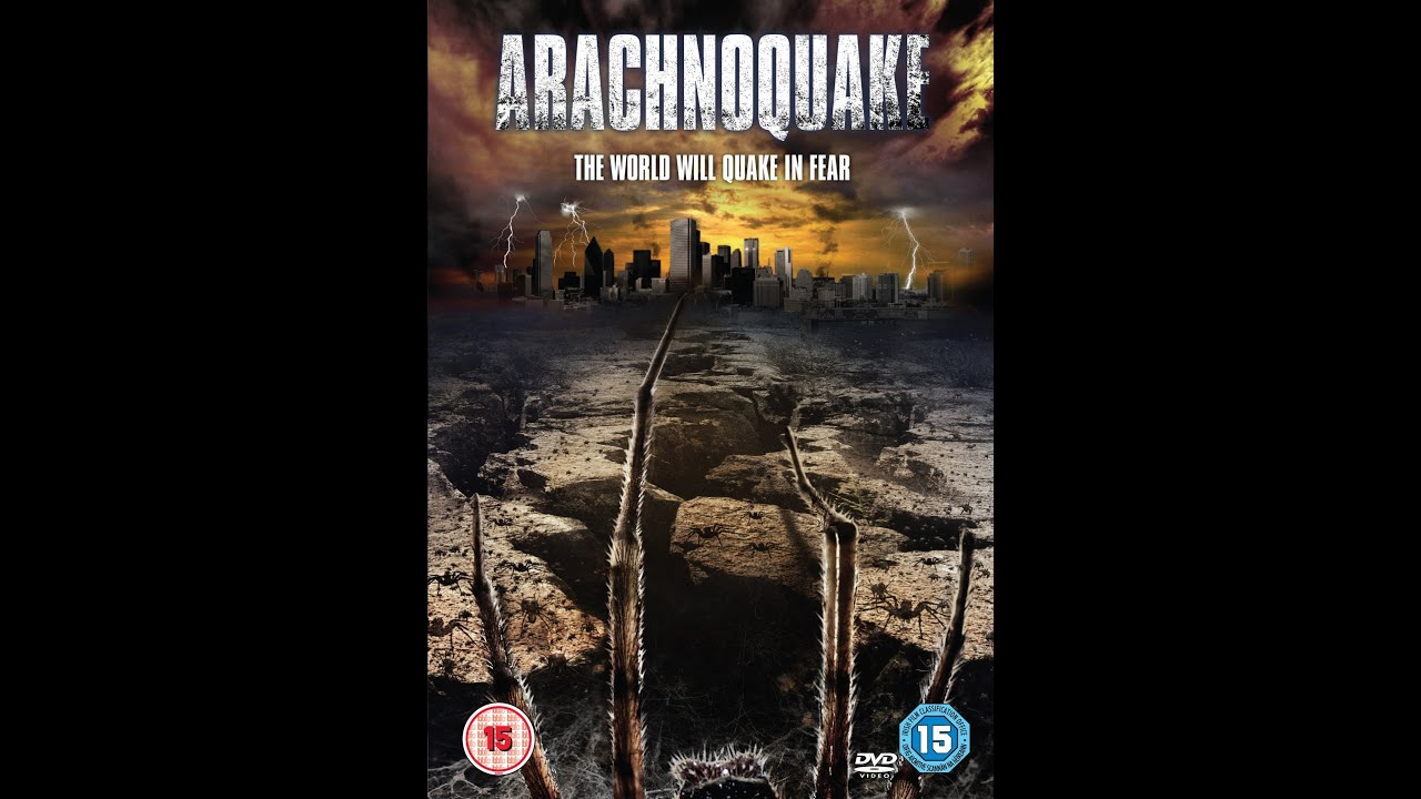 Arachnoquake Official Trailer 2012