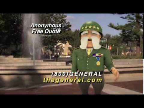 """""""The General"""" Commercial"""
